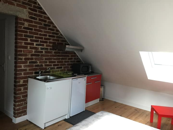 Cosy loft