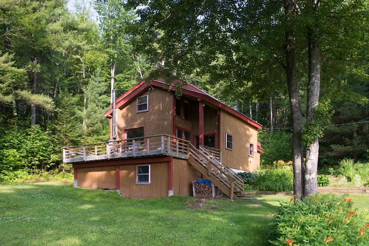 Sunrise Cabin - Andover - House