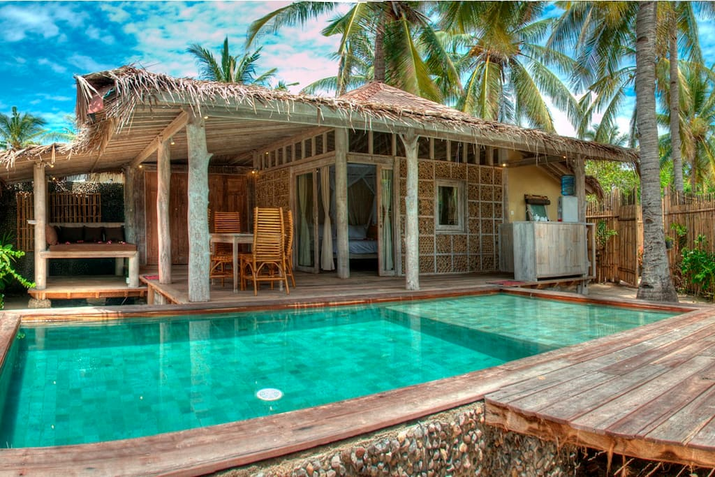 Your own tropical villa with private pool