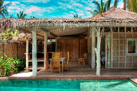 Stunning Villa - 1 bdr Deluxe SATU - Gili Trawangan