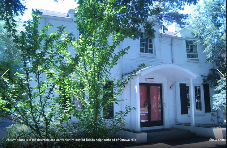 Superhost Home in Toledo Ottawa Hills