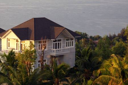 Villa Panda A with golf & sea view - Villa