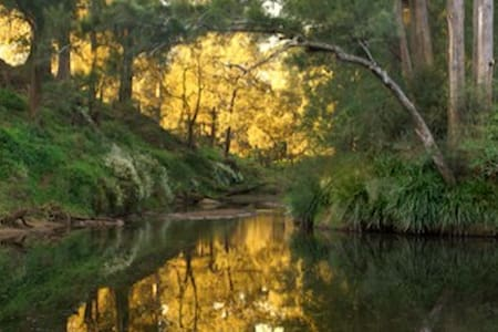 Riverfront Garden Loft - Kangaroo Valley