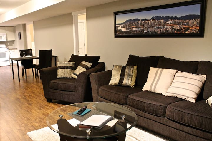 New, Fully Furnished Elite Suite - Prince George - Apartment