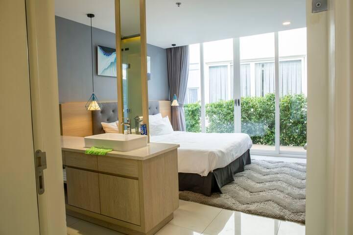 [B930-Oceanami] 1BR Master-Airy Space+Luxury Villa