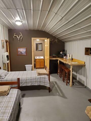 Rathbun Barn Lodge