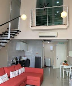 Scott Garden Apartment 6 Pax #2 - Куала-Лумпур