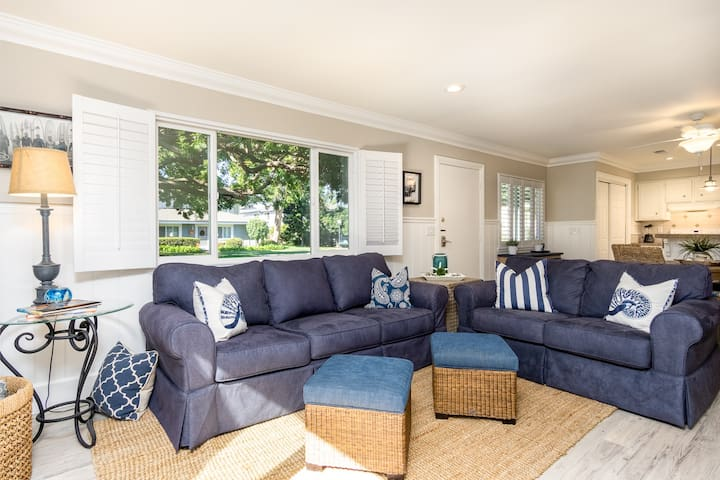 Enjoy relaxing in our very clean cottage condo.