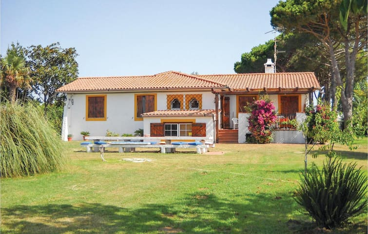 Holiday cottage with 4 bedrooms on 180m² in San Felice Circeo LT