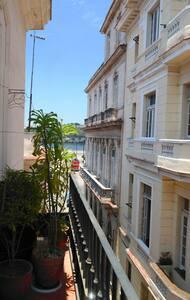 The Balcony - La Habana