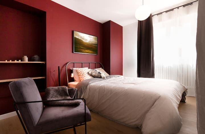 Luxury suites in center of Annemasse