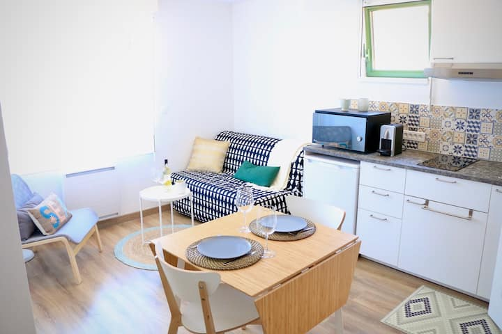 St Martin de Ré- Appartement cosy, parking gratuit