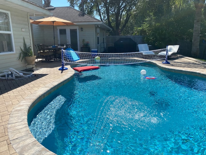 Jacksonville 4/2 Heated Oasis Pool Home
