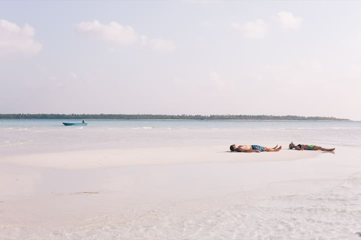 Affordable Stay in Maldives - Kaashidhoo - Apartment