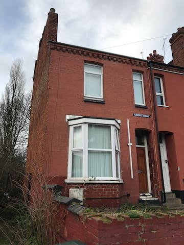Double room walking distance to city centre