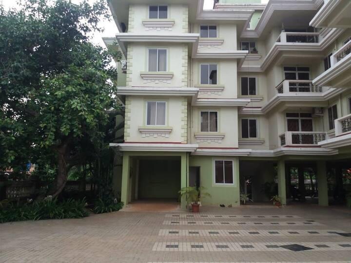 Vivek's Beach-side Holiday Home