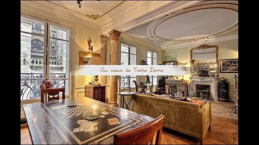 Chic et charme Parisien - Paris - Apartamento