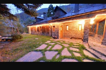 Prat des Artigues, casa Valle Aran - Casarilh - Talo