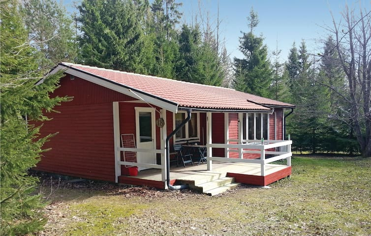 Holiday cottage with 3 bedrooms on 60m² in Undenäs