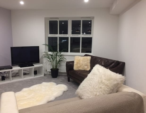 Bright modern 1 bedroom apartment in South London