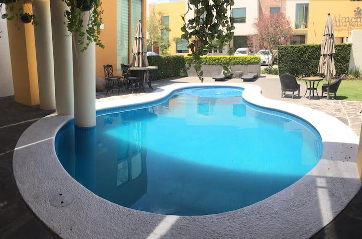Ciudad Granja, UP, hermosa habitación privada