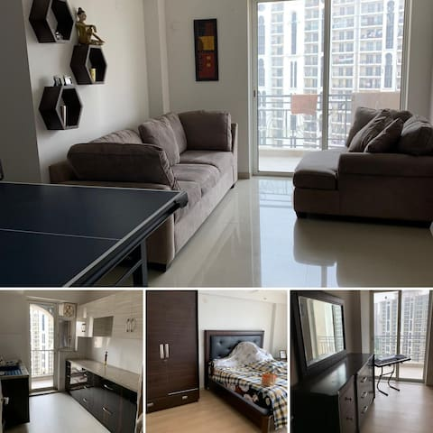 Luxury furnished apartment with awesome facilities