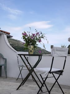 Beautiful views and terrass, Casa Mathilde - Airole