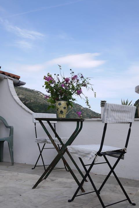 Beautiful views and terrass, Casa Mathilde