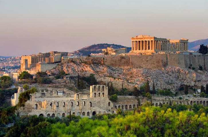 New Listing! Majestic views of the Acropolis - Athina - Huis