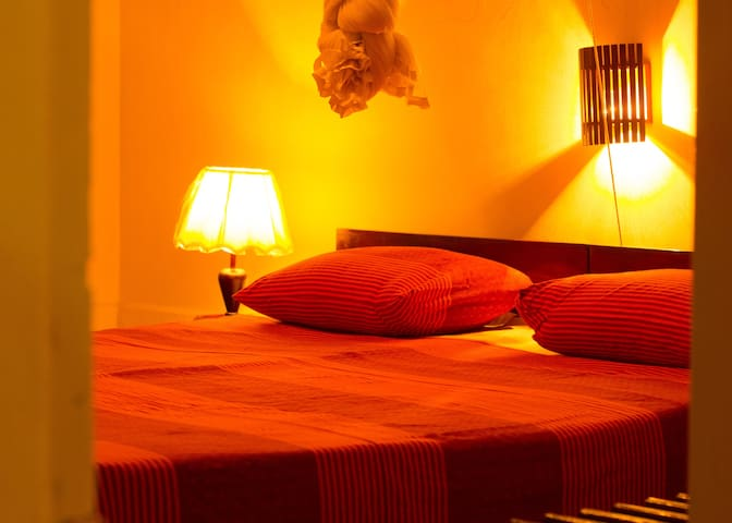 Bed Room 1 at Night