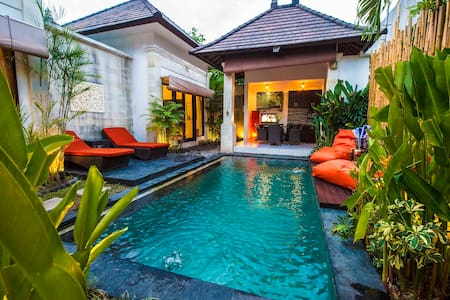 2-BEDROOM-VILLA MagicOfBali IN-QUIET-PLACE-ON-BALI - Kuta