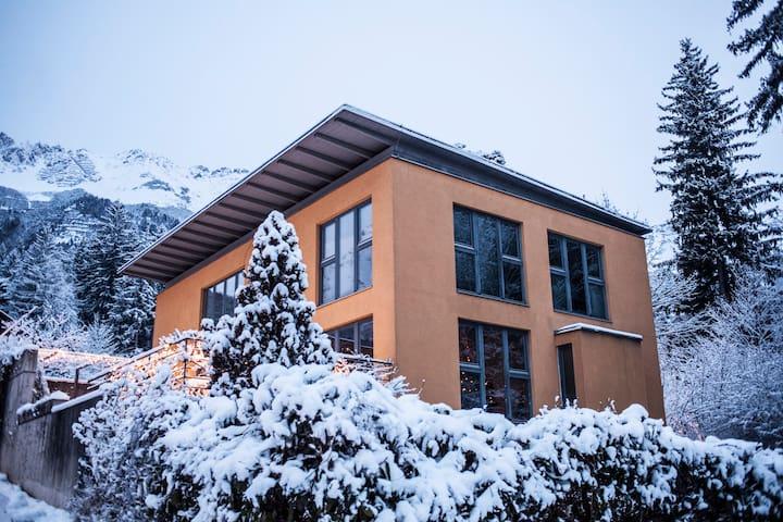 Villa Hungerburg/Nordpark Innsbruck - Innsbruck - House