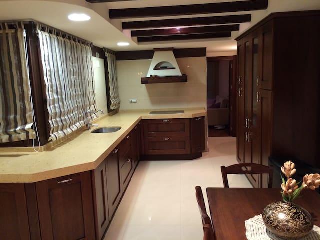 Apartamento para 8p en Bocairent