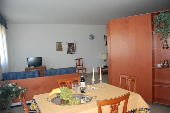 Grazioso appartamento a 50m da mare - Tirrenia - Apartament