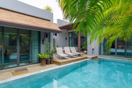 Grey Bank-experience a elegantly design cozy Villa