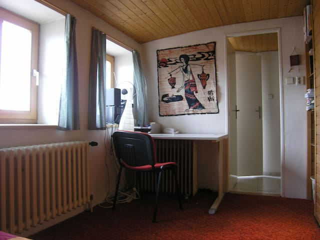 Cozy apartment near Prague Castle