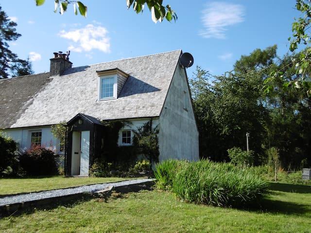 Traditional Scottish Family Cottage