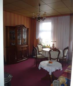 Gemütliche Wohnung bis zu 5 Pers. - Apartamento