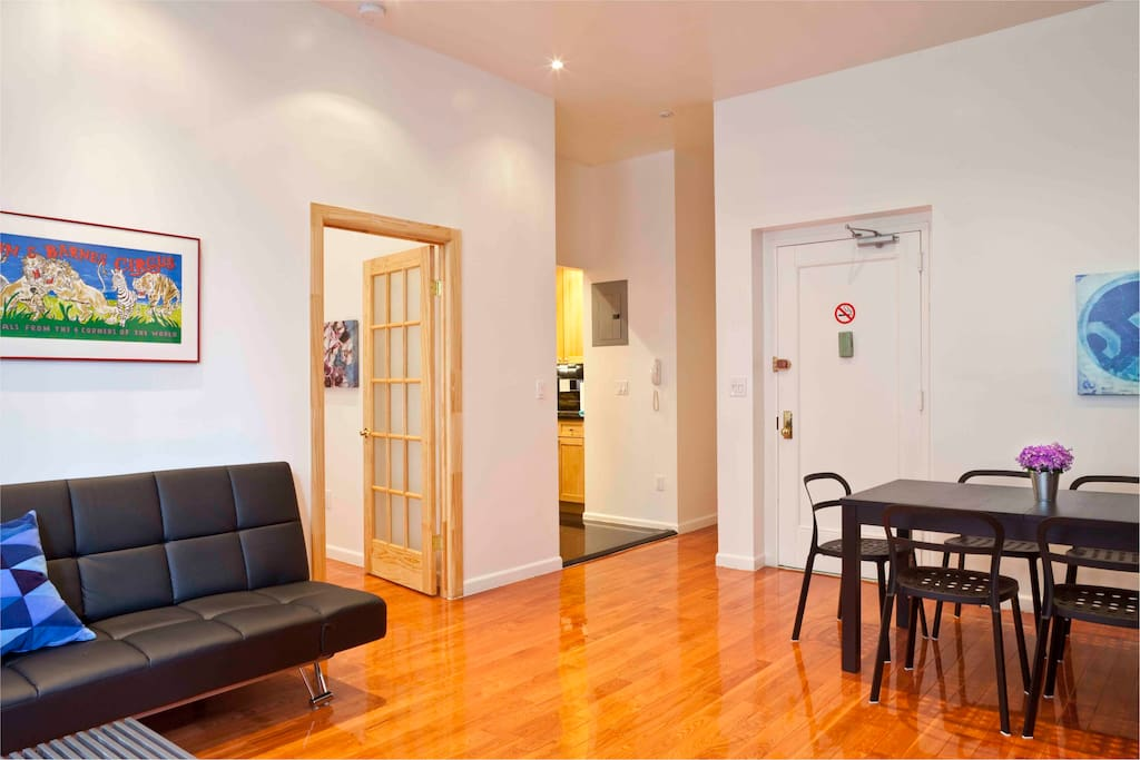 Townhouse Near Rsd Park Spacious 2 Bedroom Apt Apartments For Rent In New York New York