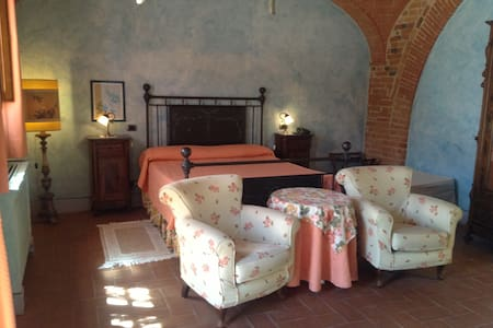 Camera Superior La Piazzetta - Montepulciano - Bed & Breakfast