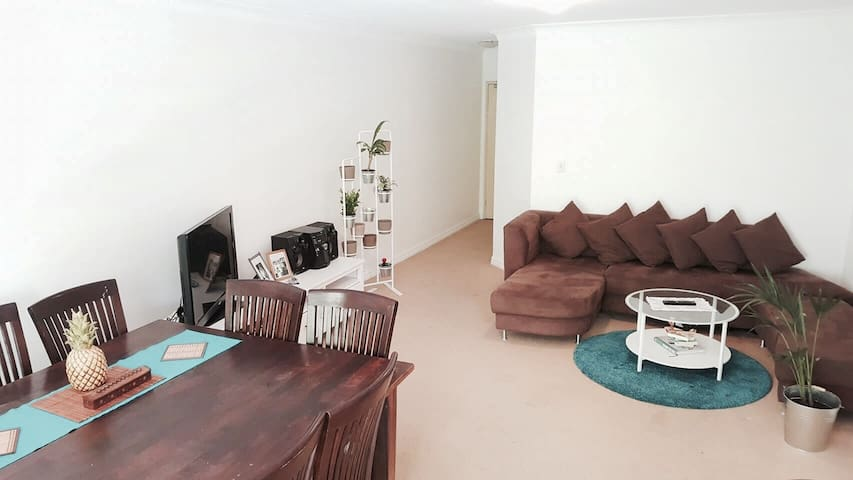 Quiet, close to CBD - ideally situated! - Gladesville - Appartement