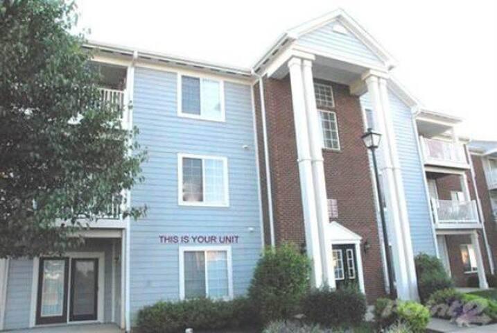 Condo near Keeneland/Rupp/Horsepark - Lexington - Apartment