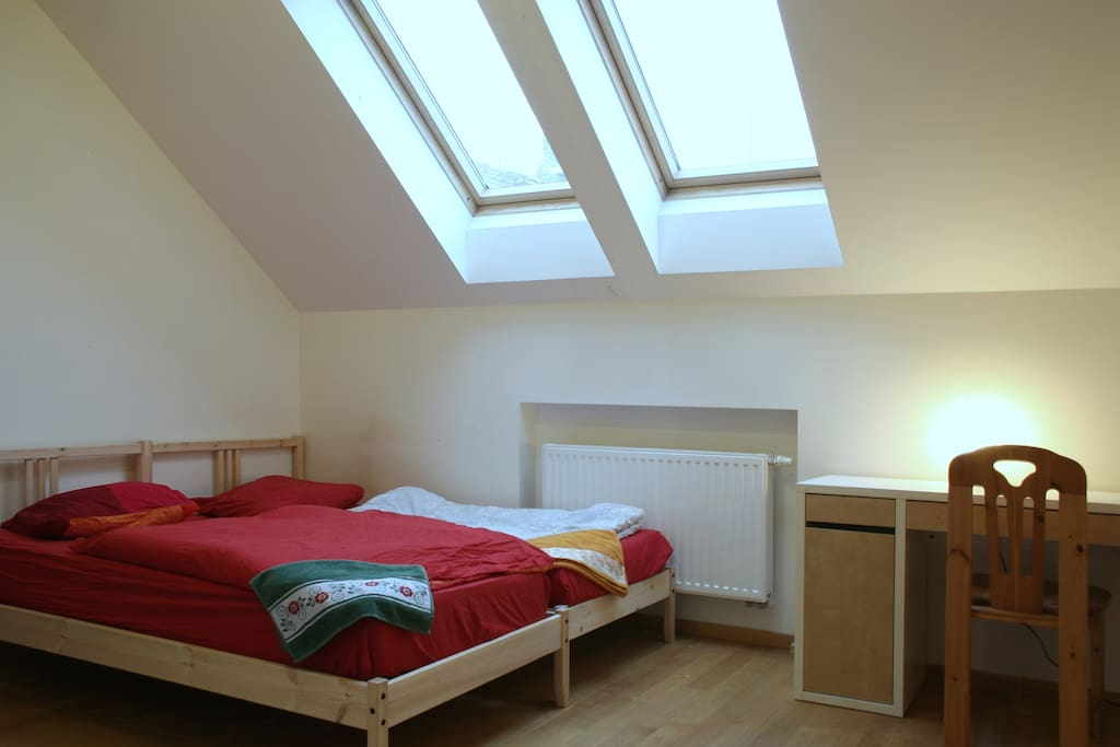 an example of one of our rooms