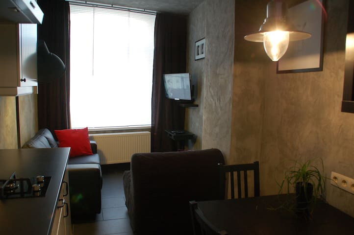Groundfloor flat in centre of Ypres - Ypres - Leilighet