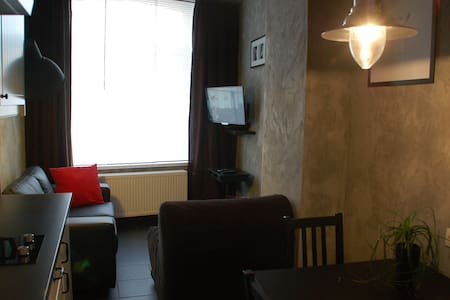 Groundfloor flat in centre of Ypres - Ypres - Apartamento