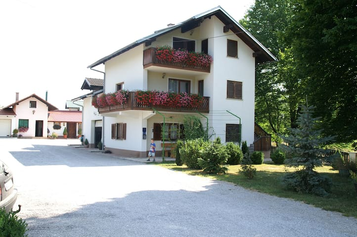 Bed & Breakfast Helena Plitvice - Irinovac - Dorm