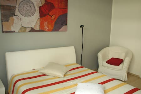 Room near Munich Messe ICM and subway - München