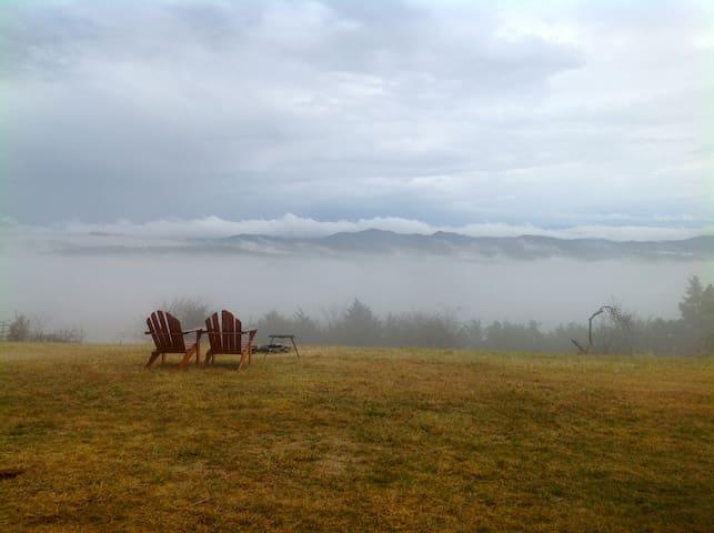 Blue Ridge Mountain view Home