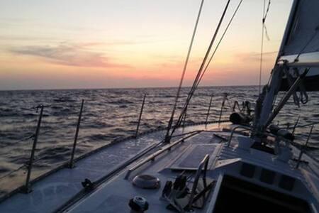 Private Cabin, Sailing Optional - Newport - Boat