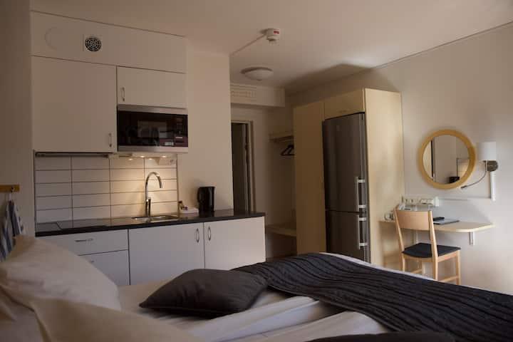 Studio Apartment in the City